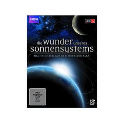 Die Wunder unseres Sonnensystems DVD