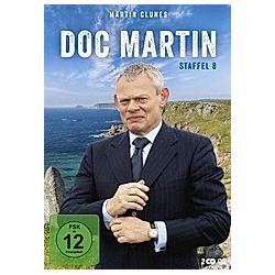 Doc Martin - Staffel 8 - DVD  Filme