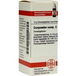 GUNPOWDER comp.C 30 Globuli 10 g