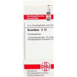 ACONITUM C 12 Globuli