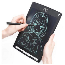 Platinet PWT8B LCD- Schreib-/Grafiktablett schwarz Grafiktablett (8,5)