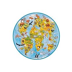 XL Puzzle Welt (Kinderpuzzle)