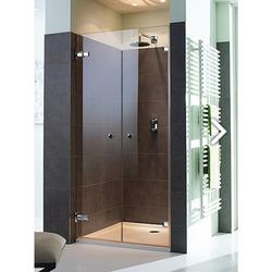 Sprinz BS-Dusche 75 rahmenlose Doppeltür für Nische