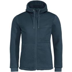 Vaude - Men's Manukau Fleece Jacket Steelblue - Fleece - Größe: M
