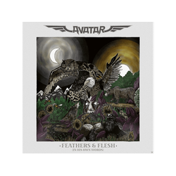 Avatar - Feathers & Flesh (In His Own Words) (CD)