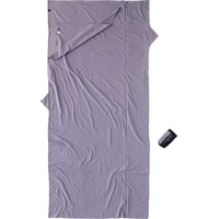 Cocoon Schlafsack Insect Shield Travelsheet XL grau