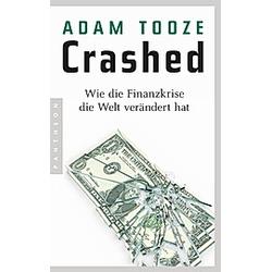Crashed. Adam Tooze  - Buch