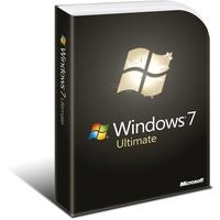 Microsoft Windows 7 Ultimate 64-Bit OEM DE
