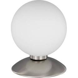 Paul Neuhaus Tila 4437-55 Tischlampe Halogen G9 28W Stahl