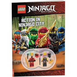LEGO Ninjago - Action in Ninjago City 80347 1St.