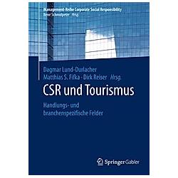 CSR und Tourismus - Buch