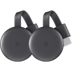 Google Chromecast V3 Duo Pack