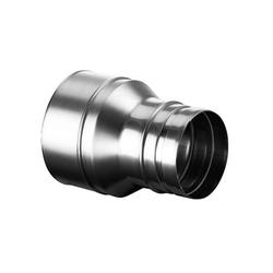 Ø 100 mm Schiedel Prima Plus Erweiterung - Ofenanschluss Ø 80 mm