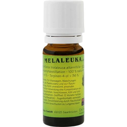MELALEUKA Öl biologischer Anbau 10 ml