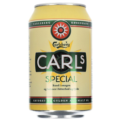 Carlsberg Carls special 4,4% 24 x 0,33 ltr.