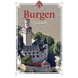 Burgen Quartett (Kartenspiel)