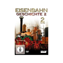 Eisenbahngeschichte 2 DVD