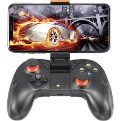Renkforce GC-01 Gamepad Android, iOS Schwarz