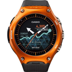 Casio Smart Outdoor SMARTWATCH WSD-F10RGBAE Unisexuhr SmartWatch