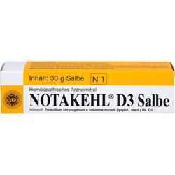 NOTAKEHL D 3 Salbe 30 g