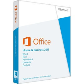 Microsoft Office Home & Business 2013 PKC DE Win