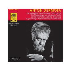 Anton Dermota, VARIOUS - Dermota (CD)