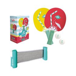 Schildkröt Tischtennisschläger Tischtennis-Set Spin Tropcial