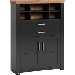 set one by Musterring Highboard york, Typ 16