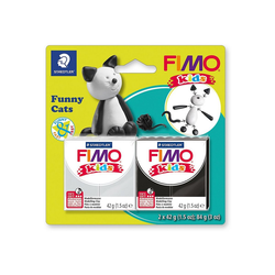 STAEDTLER Knete FIMO kids Funny Cats