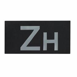 Zero Halliburton ZH Extras Pokrowiec na walizkę 63 cm black