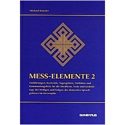 Mess-Elemente. Michael Kunzler  - Buch
