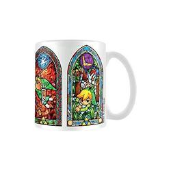 Spielfigur The Legend Of Zelda Tasse - Stained Glass