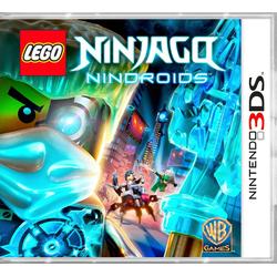 Lego Ninjago Nindroids Nintendo 3DS, Software Pyramide