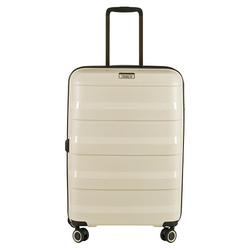 Stratic Straw 4-Rollen Trolley 76 cm beige