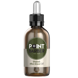 POINT BARBER Shave & After Shave Oil 30 ml