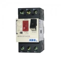 Motorschutzschalter Motorschutz MOV 1.6-2.5A MS-Schalter MOV2-2.5 XBS