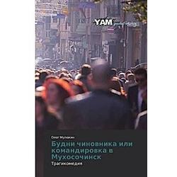 Budni chinownika ili komandirowka w Muhosochinsk. Oleg Mulükin  - Buch