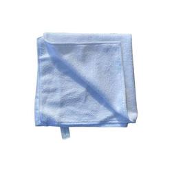 Wisch-Star® Microfasertuch Poliertuch Frottee Premium weiß