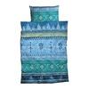 Living Dreams Indi blau (135x200+80x80cm)