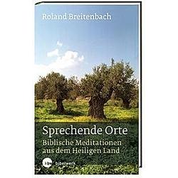 Sprechende Orte - Buch