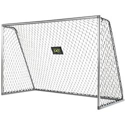 EXIT Fußballtor Scala Aluminium Tor, 300x200 cm silber