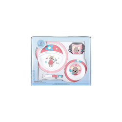 Sterntaler® Kindergeschirr-Set Kindergeschirr-Set Mabel Kindergeschirrsets