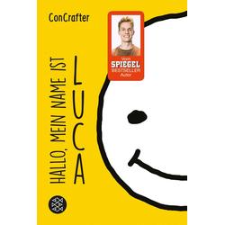 ConCrafter: Hallo mein Name ist Luca als Taschenbuch von Concrafter