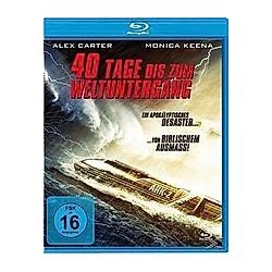 40 Tage Bis Zum Weltuntergang - DVD  Filme
