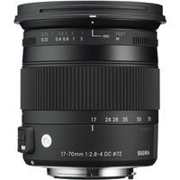 17-70 mm F2,8-4,0 DC Makro OS HSM (C) Nikon F