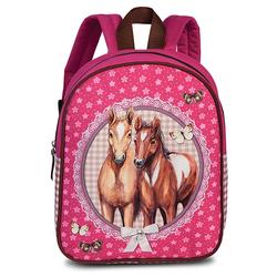 Fabrizio  Kids Pferde Rucksack 29 cm - Pink