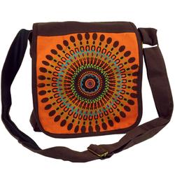 Guru-Shop Schultertasche Schultertasche, Hippie Tasche, Goa Tasche -..
