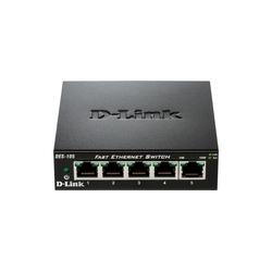 D-Link DES-105 5-Port 100MBit/s Switch
