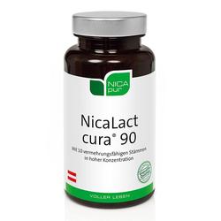 NICAPUR NicaLact cura 90 Kapseln