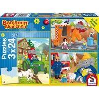 Schmidt Spiele Benjamin Blümchen In Aktion (56207)